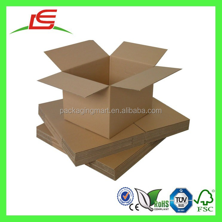 J189 Alibaba China Manufacture Custom Corrugated Board Karton Box