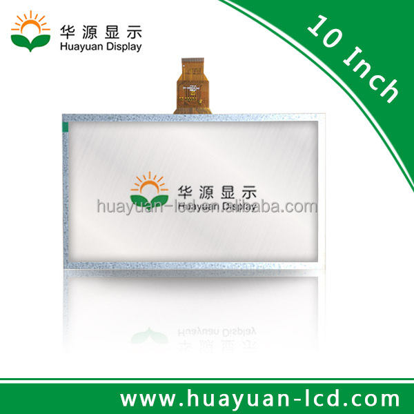 TFT LCD SCREEN 10 inch 1024X600 WITH RGB INPUT FOR MEDICAL
