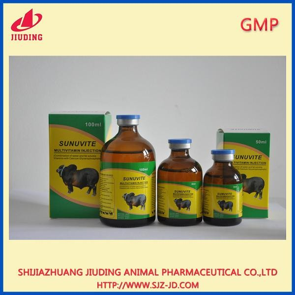 Vitamin B Complex Biotin Injection From Chinese Gmp Factory