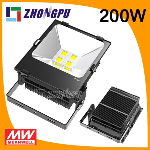 200w led lamp for outdoor led basketball court flood lights