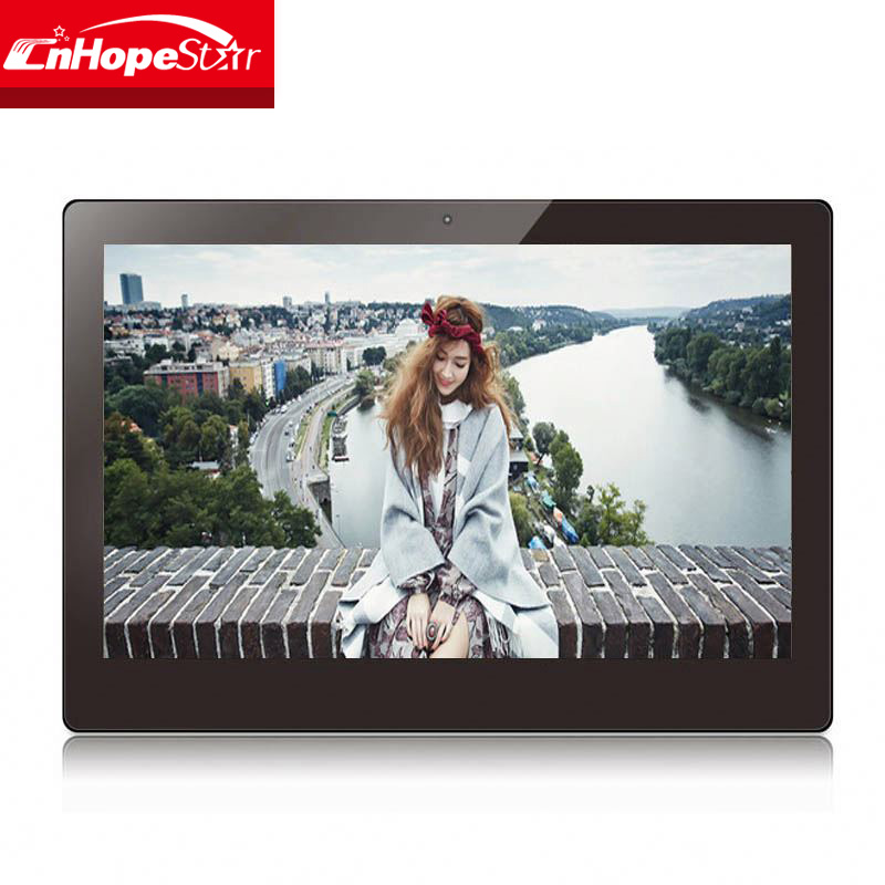 12 inch android 4.4 Network 3G taxi digital signage player