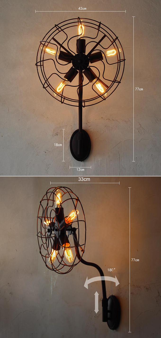 Modern Metal Casting Medieval Style Shield Shape Industrial Retro ...