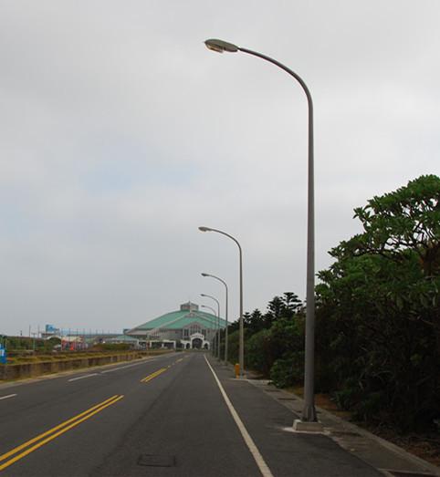 Street Light Pole Frp Material