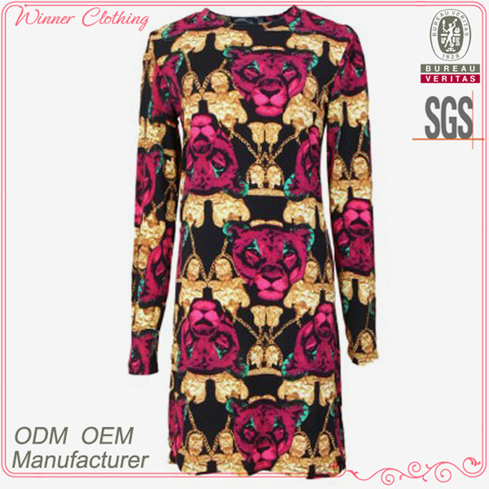 women's clothing OEM/ODM manufacturing chinese style dress