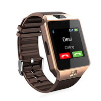 Android Smart Watch 2018 DZ09 digital WristWatch women watches men wrist with SIM Card Smartwatch support multi language