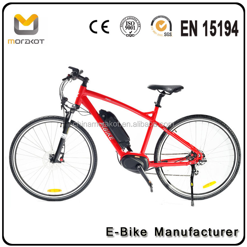 MSS8 Factory Price New Product 2017 Alloy Frame Bike 250W Bafang MAX Motor 36V/10AH Li-ion Battery 250W Electric Bicycle