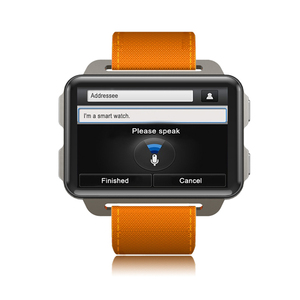 Wifi GPS Bluetooth 4.0 Camera 2.0 Multi-language Smart Watch