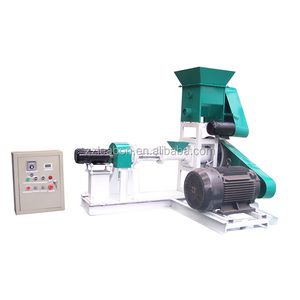 2019 Hot Sale Small Fish Feed Dry Extruder /Animal Food Processing Machine