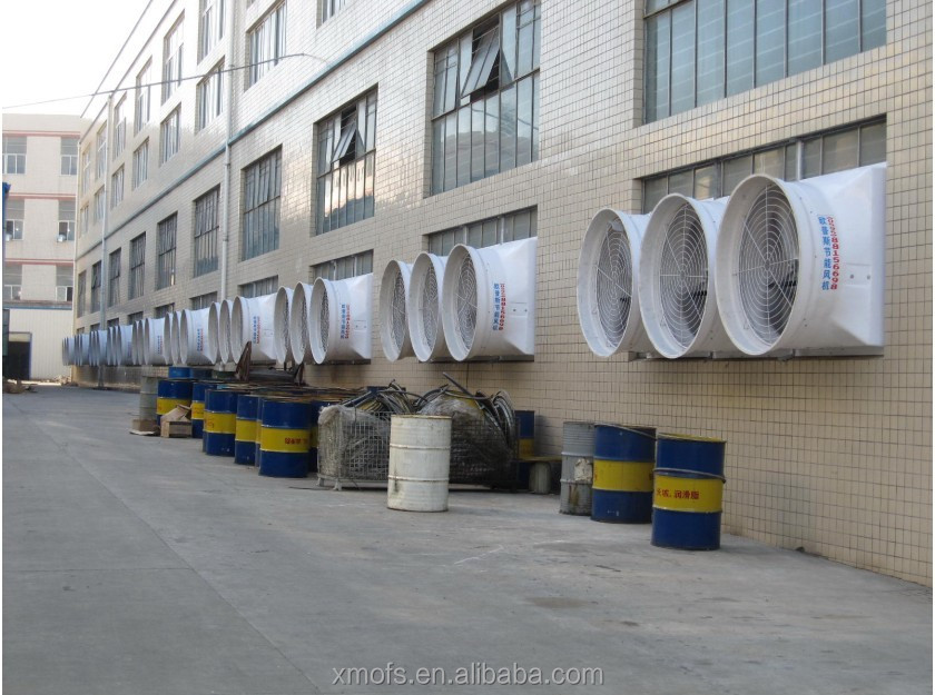 Industrial Roof Exhaust Fan Industrial Wall Mounted Fan