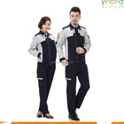 Good quality rip-stop fabric workwear industrial project uniform