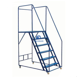 Durable Accepted Customized Portable Platform Ladder