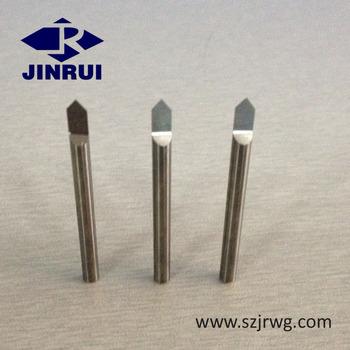 Jr164 V Shape Cnc Milling Tools / Carbide Carving Cutter / Pcb ...