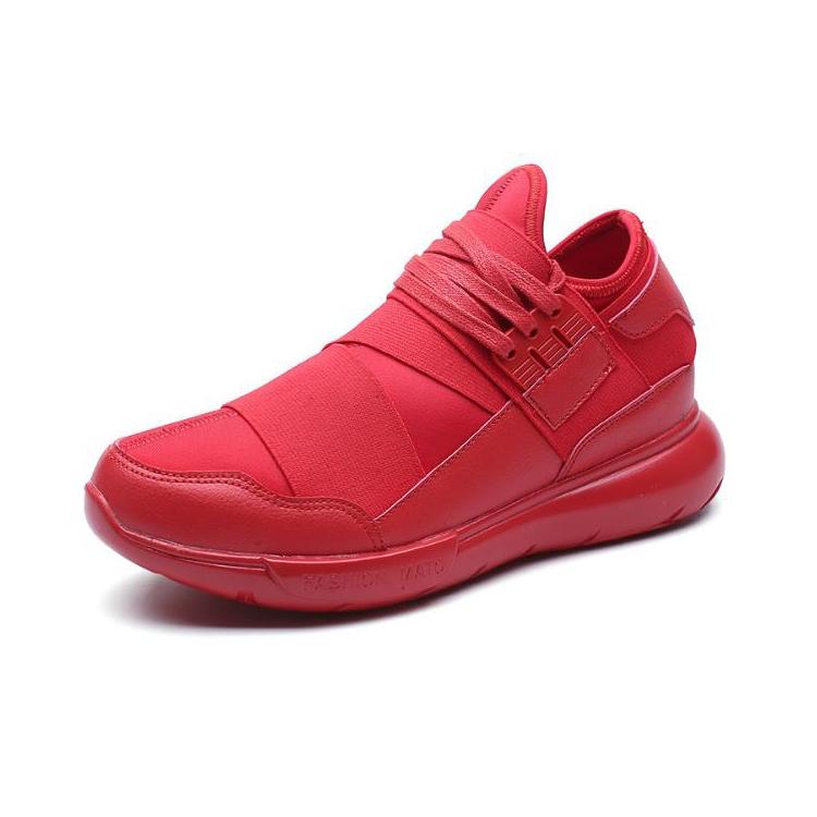 Elastic Fabric Shoes Running Latest Men's Sport E4PqP5