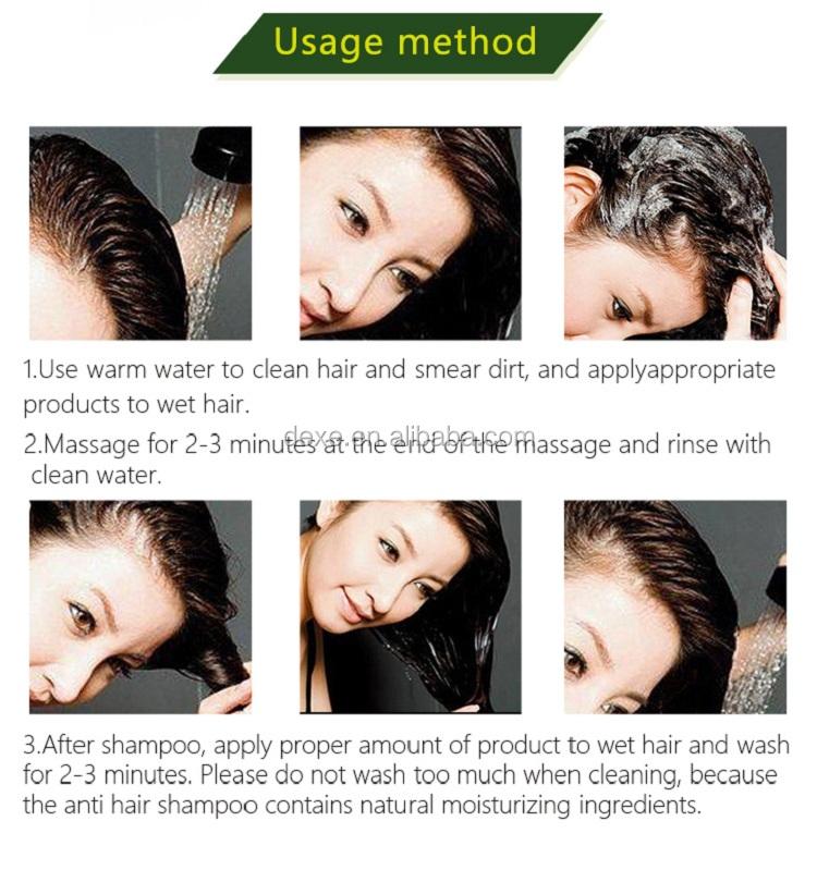 Dexe Anti Haaruitval Shampoo Voor Haaruitval Behandeling