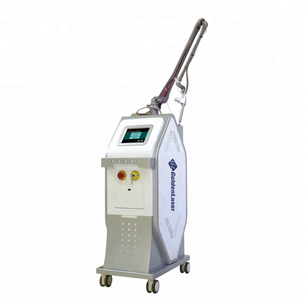 Fractional CO2 Laser For Stretch Marks Removal Laser Machine Scar Removal Vagina Tightening cutting Laser