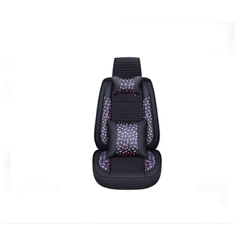 ZT-B-018 Good decorative printed cotton car seat covers protectors