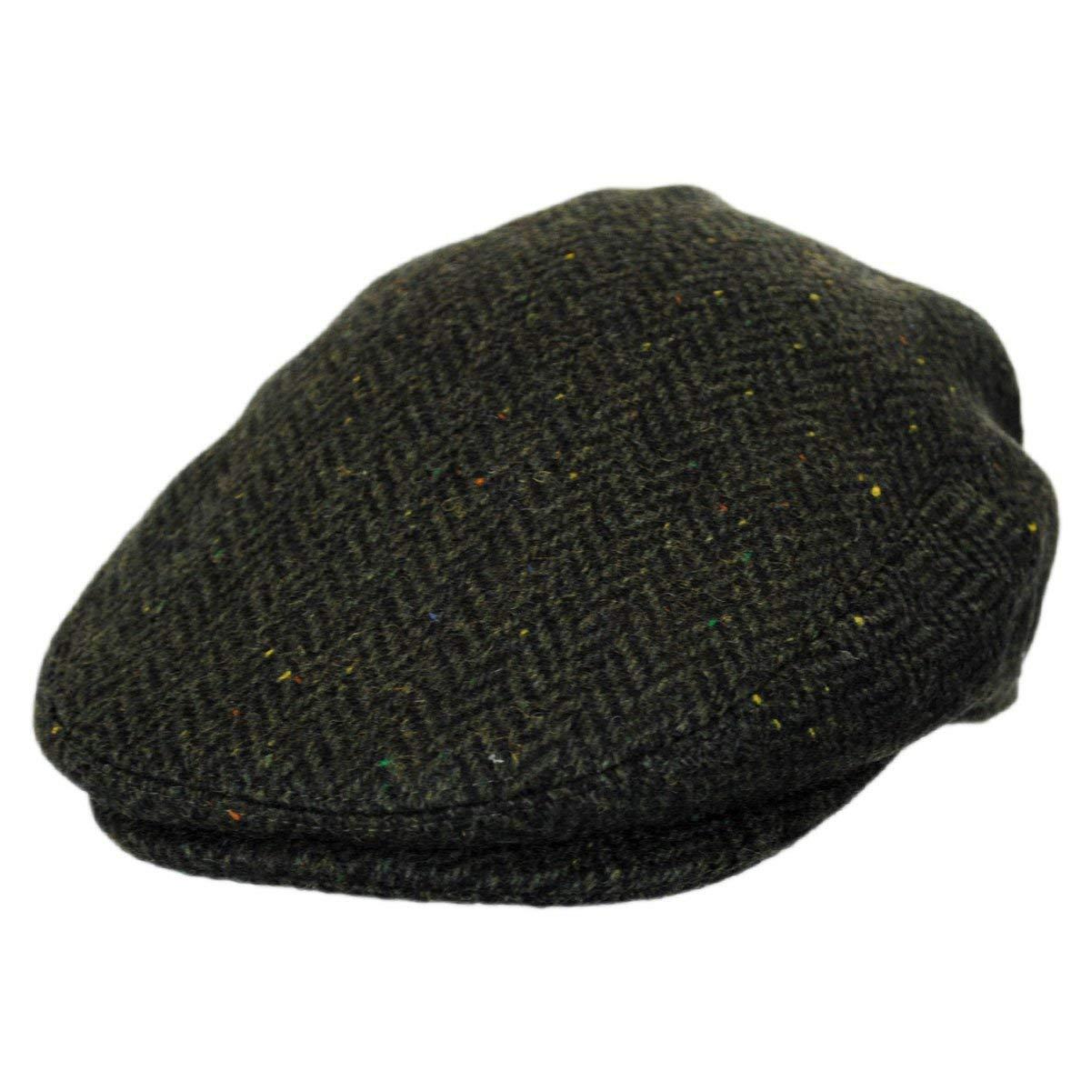 Get Quotations · Jaxon Cambridge Herringbone Wool Ivy Cap 51137ebb8582
