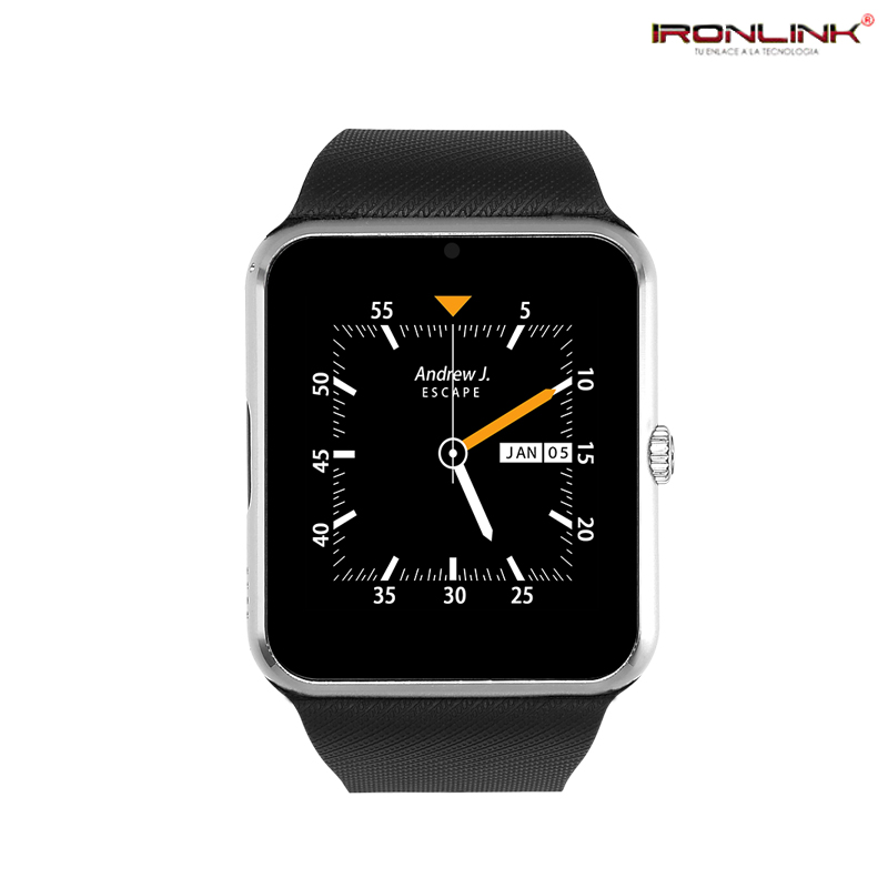 Hot selling gt08 wifi smart watch low price gt08 Plus smart watch phone android system 3G wifi watch factory