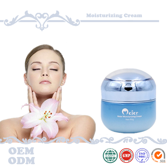Meier OEM/ODM 20% discount herbal face cream private label skincare