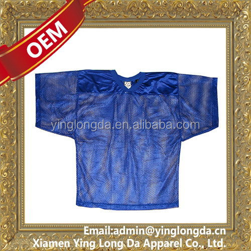 Bottom price promotional rugby t-shirt sublimation printing