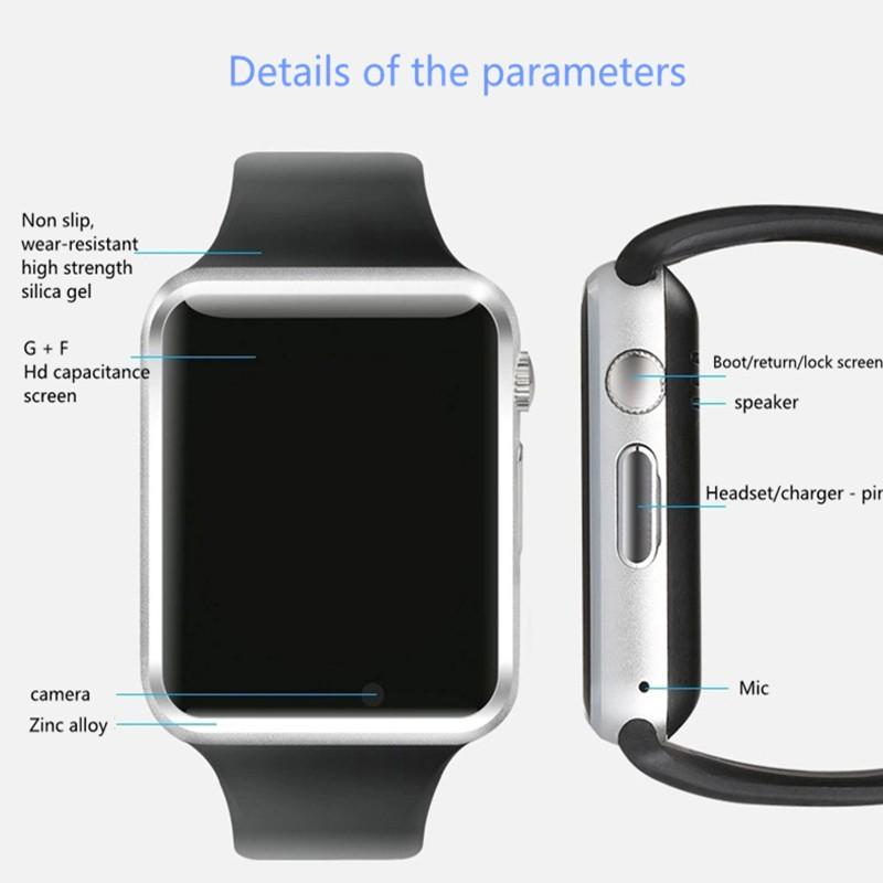 Smart watch 2019 a1 smartwatch BT watch bluetooth smartwatch for smartwatch waterproof for android