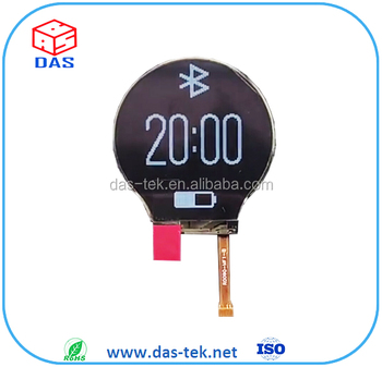 Round Oled 1 3inch 128*128 Spi I2c Interface Lcd Display - Buy Round Lcd  Display,Oled 1 3inch I2c Lcd Display,Round Spi Interface Lcd Display  Product