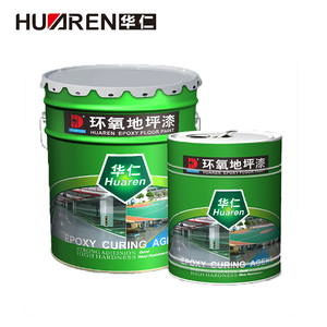 Anti Dust Floor Paint Epoxy Self Leveling Floor Lacquer for Industrial Cement Floor Paint