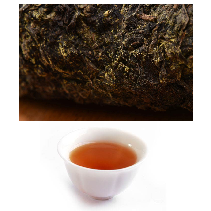Pressed Tea Treatment Diabetes Aged Dark Tea - 4uTea | 4uTea.com