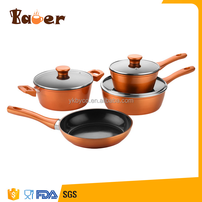 New Style Factory Directly Provide Aluminium Turkish Cookware