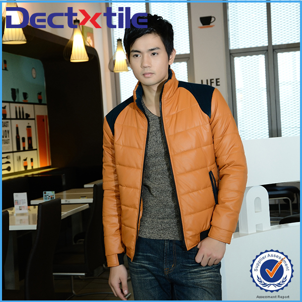 2016 new design men outdoor jacket super warm winter jackets