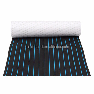China EVA Foam Synthetic Teak Boat Decking Traction Mats Sheet Marine Flooring