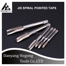 REASONABLE PRICE HSS or Alloy Steel Hand Tap Tools hss drill and tap hand tap tool kit