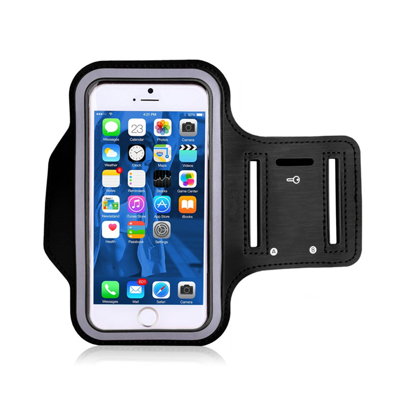 Armband for iPhone 7 Sports Armband Water Resistant Sports Armband with Key