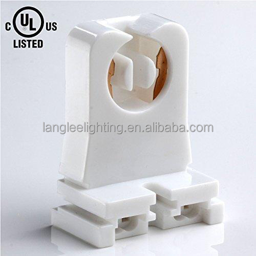 G13 Non-Shunted Socket UL Listed T8 T10 Tube Light Lamp holder Tombstone Fixture Holder
