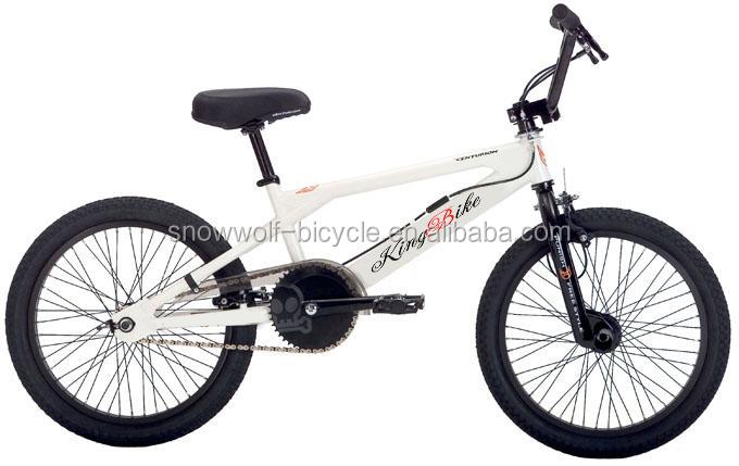 chinese cheap bicycle white bmx bicycle steel frame bmx bike
