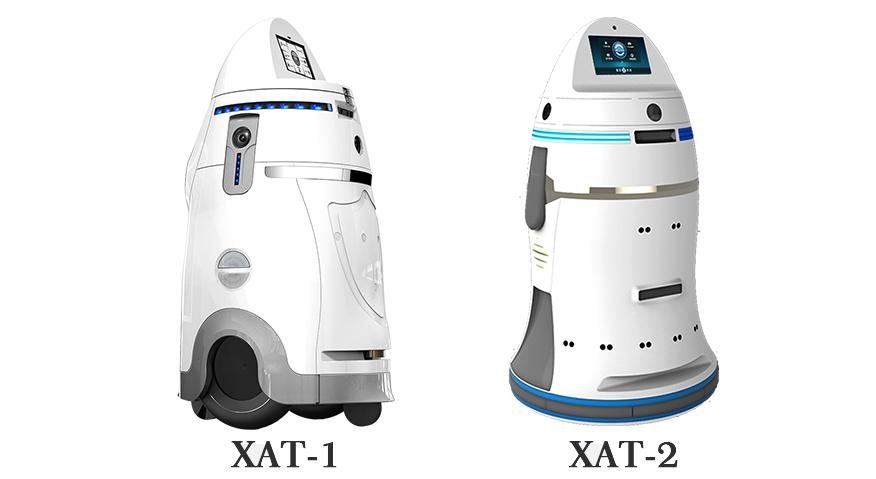 Indoor Intelligent Security Robot XAT Series