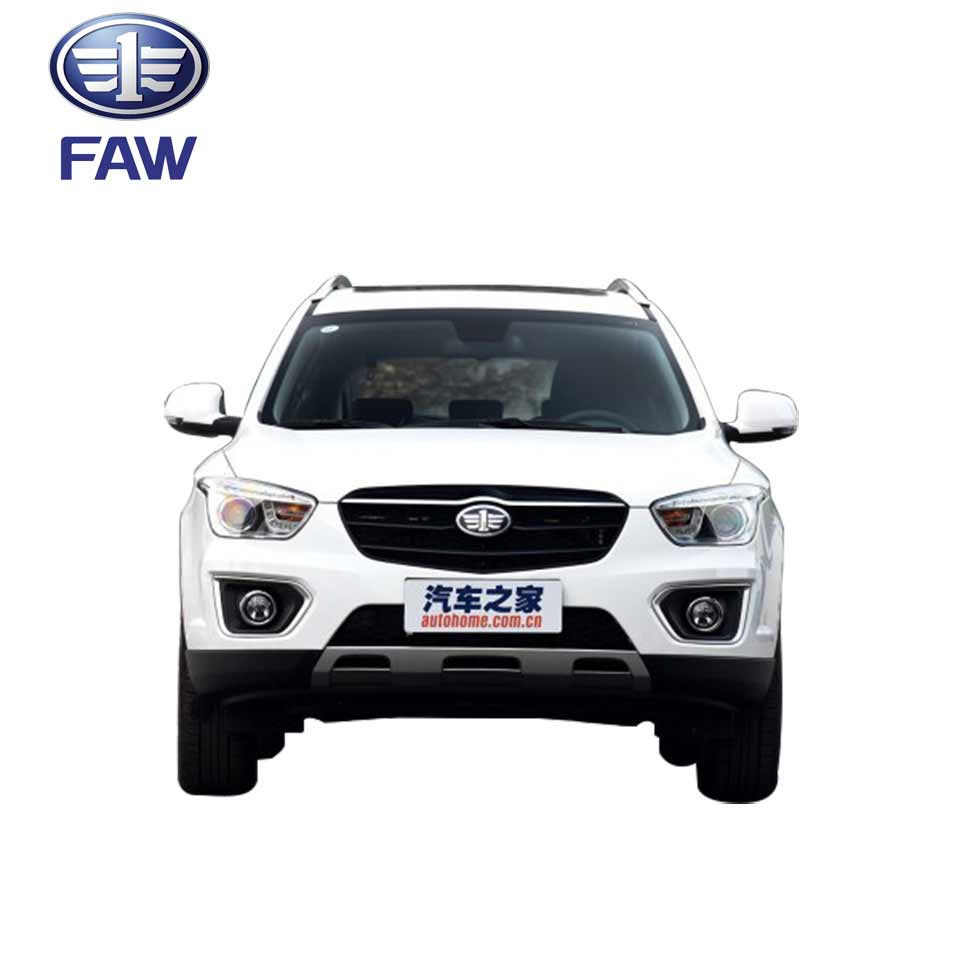 FAW X80 4x2 SUV Cheap Suv Mini Bus And Cargo Passenger Van Passenger Vehicle For Sale