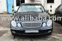 Singapore Used Benz E240 car for export-2002