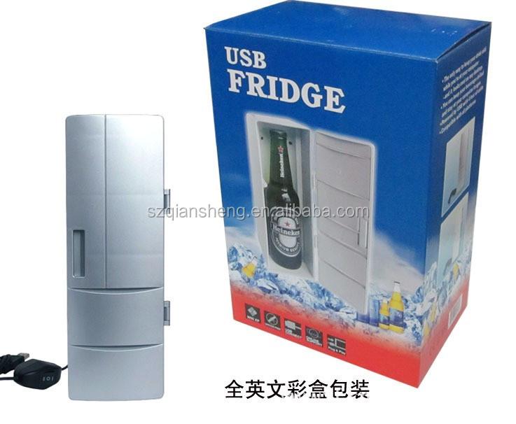 Kühlschrank Usb : Heißer verkauf mode mini usb trinken kühlschrank bier flasche