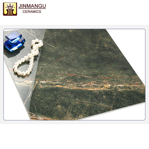 china cheap 600*600 ceramic tile looks like stone,verde green marble tile