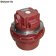 Belparts excavator parts motor KX71 EC25 PC30 final drive assy TM03A GM03A hydraulic travel motor
