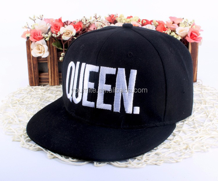 f5fdd8aceb6 2017 Wholesale King Queen Snapback Hat Bulk - Buy Snapback Hat Bulk ...
