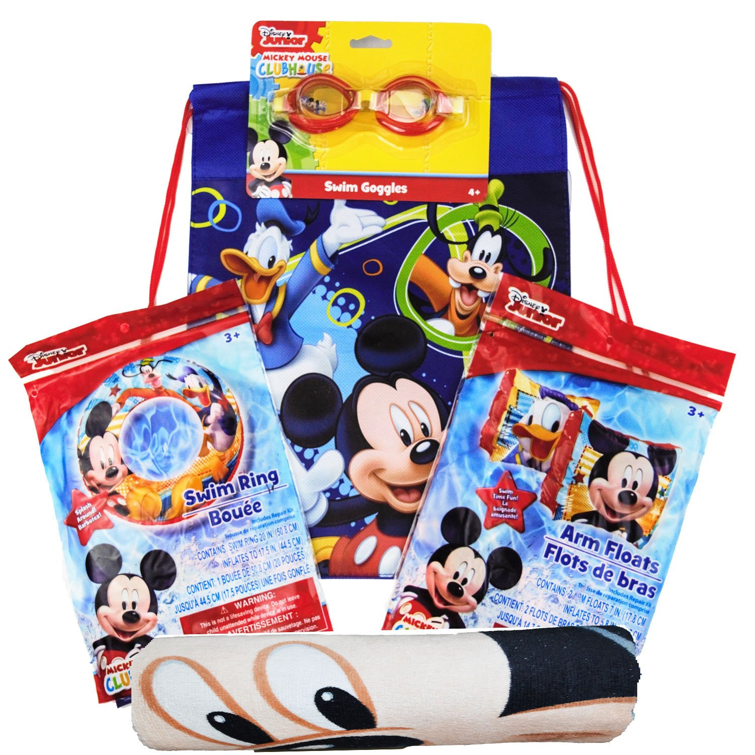 8f1fa6c732ad Get Quotations · Disney Mickey Mouse Draw String Bag