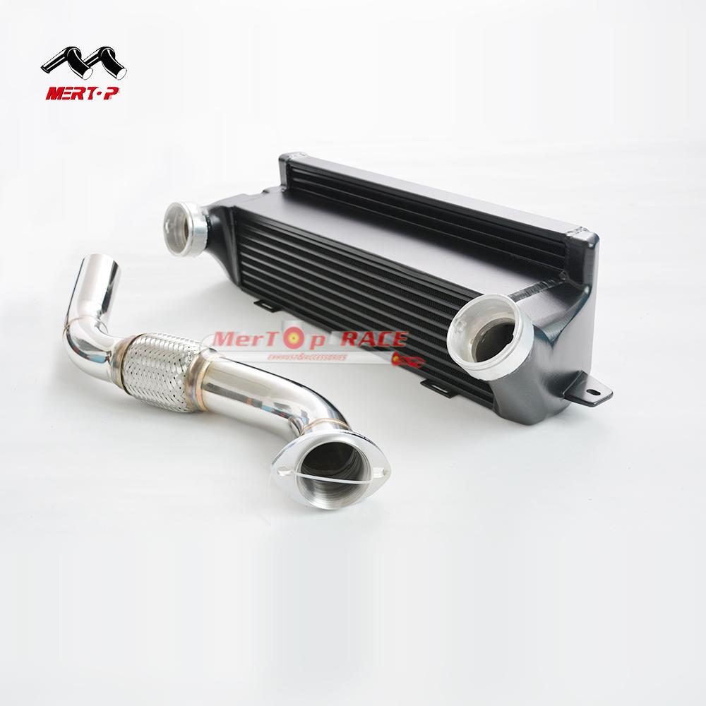 BOLT ON INTERCOOLER FOR BMW E90 E91 E92 E93 325D 330D 335D 06-11 M57 Diesel