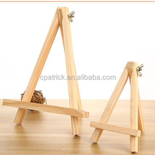 MINI artist easel for artwork display