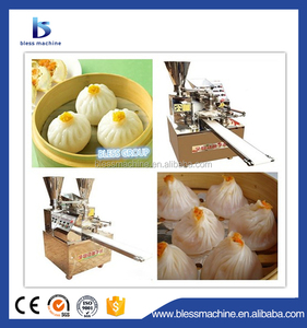 2018 China famous manufacturer Steamed stuffed bun forming machine with exhibited at Canton fair