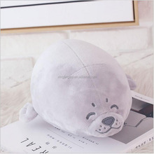 2016 New seal sea animals cheap custom plush toys with 65cm