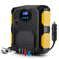 Dc12V 120w 101~150PSI portable Digital Display Car Air Tire Inflator