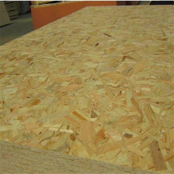 moisture Flakeboard Flakeboard Cherry Melamine Paper Laminated Particle Chipboard OSB Board