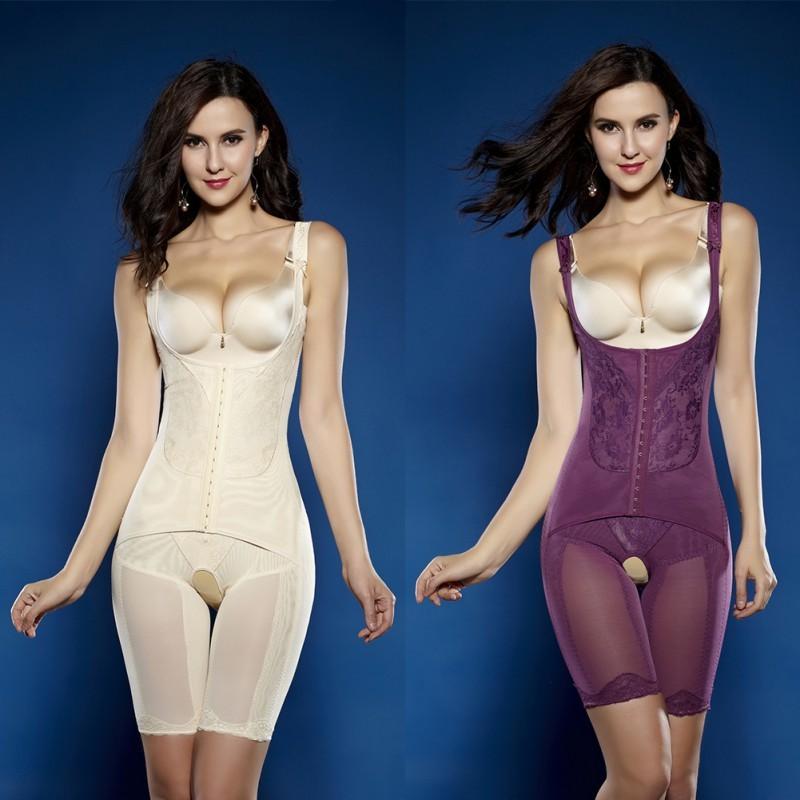 16998c3d0c5 Wholesale- Factory Price! Summer Magnetic Corset Shapewear Underwear ...